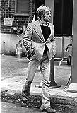 Celebrity Photos Robert Redford Walking Outdoors Photo