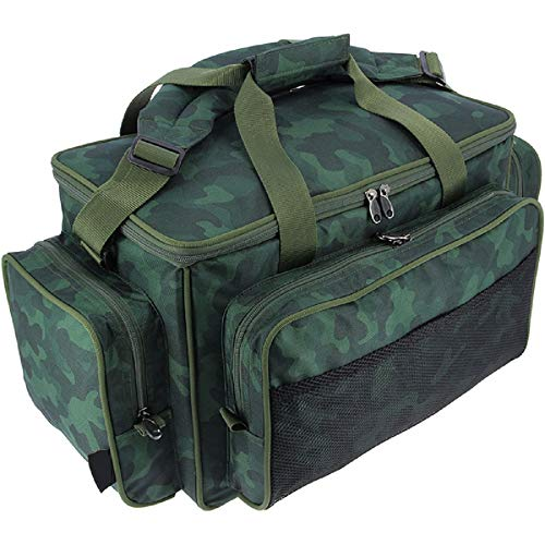 G8DS Isolierte Carryall Green Tasche Alllzwecktasche Kühltasche Angeln Camping Outdoor