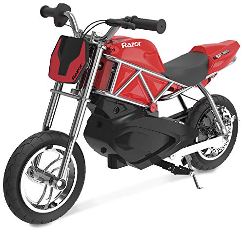 small size Razor RSF350 Electric Street Bike