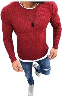Kitaro Pullover collo a V lavorato a maglia Knit Uomo manica lunga lana MADE IN ITALY