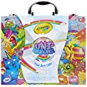 100-Pieces Crayola Mini Art Set with UniCreatures