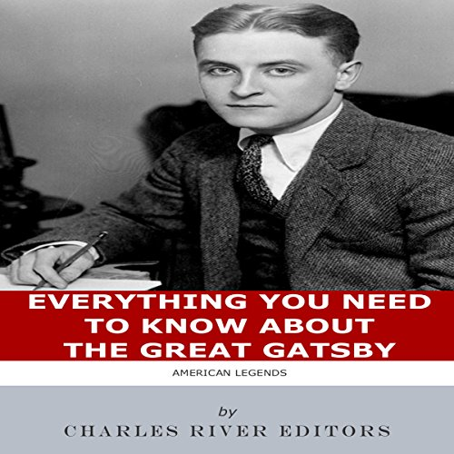 Everything You Need to Know About The Great Gatsby audiobook cover art