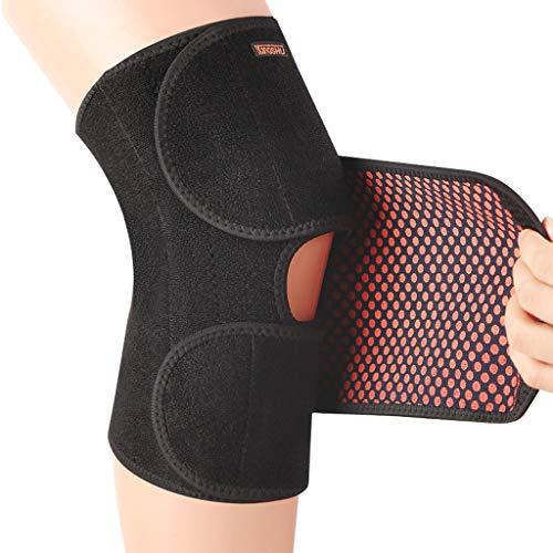 Veilige kniebeschermers voor dames en heren, voor herfst en winter, koude verdikking, seizoenen leggings voor middeleeuwen en gevorderden.