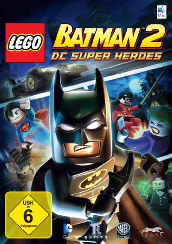 LEGO Batman 2: DC Super Heroes - [Mac]