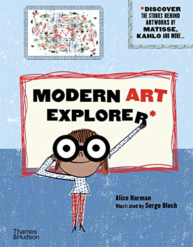 Image of Modern Art Explorer: Discover the Stories Behind Famous Artworks