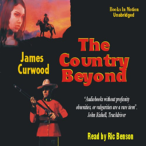 The Country Beyond audiobook cover art
