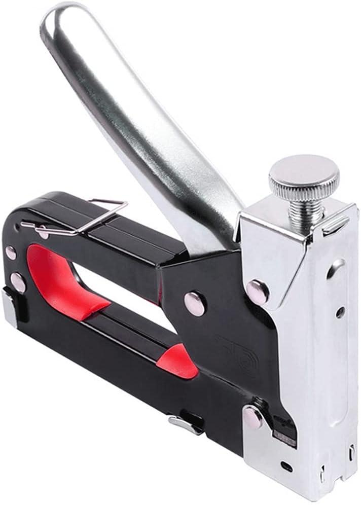 Lheng Hand Stapler Tool Set 3-in-1 Heavy Duty Staple Pen Nail Gu