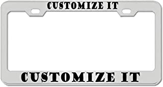 Best zumba license plate frame Reviews