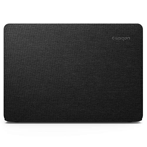 Spigen Thin Fit Designed for MacBook Pro 13 inch Case A2338 M1 / A2251 / A2289 (2020) - Black