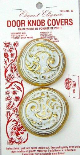 Rubber Door Knob Cover Set of 2