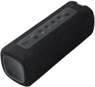 Xiaomi Mi Portable Bluetooth Speaker Outdoor 16W TWS Connection IPX7 Waterproof 13 hours playtime Mi Speaker (Black)
