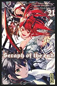 Seraph of the End Edition simple Tome 21