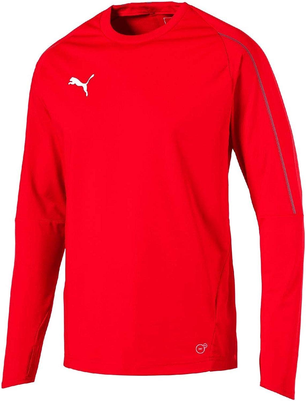 Puma Final Training Sweatshirt B078329Z28  Wir haben haben haben von unseren Kunden Lob erhalten. 5bfde4