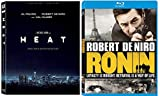 Bobby D Killing It In Action Thrillers: Heat Director's Definitive Edition (2 Disc Blu-Ray/ HD Digital) + Ronin