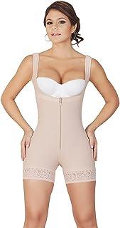 e419c9abf4a Fajas Salome Women s 0217 Body Shaper Girdle Gluteus Enhancer XS Nude