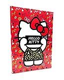 DIARIO SCUOLA 20x15cm Hello Kitty arancione standard 2021/2022 + Omaggio penna penna Multicolore profumata e portachiave con paillettes