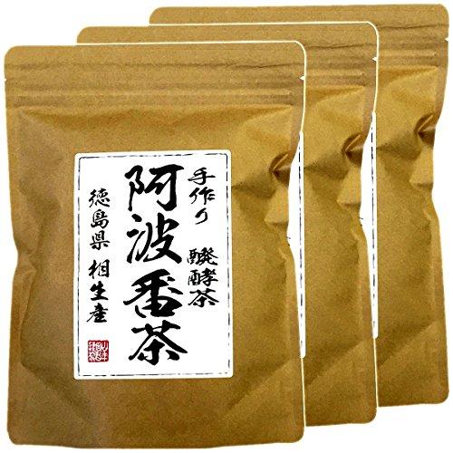 【国産100%】阿波番茶(阿波晩茶) 7g×12パック×3袋セット ティーパック 徳島県産 巣鴨のお茶屋さん 山年園