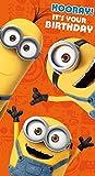 Minions Movie MM020Grußkarte