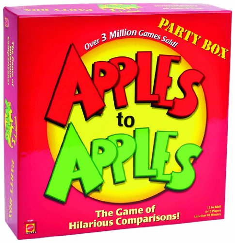 Apples to Apples Party Box (Version Anglaise)