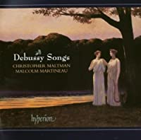 Debussy: Songs by Christopher Maltman (2003-08-02)