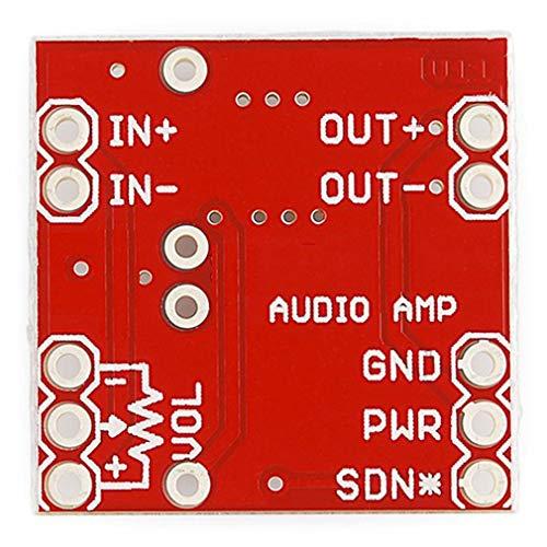 Tpa2005D1 Amplificador de audio Mono Amplificador de Audio Breakout Mono Amplificador de...