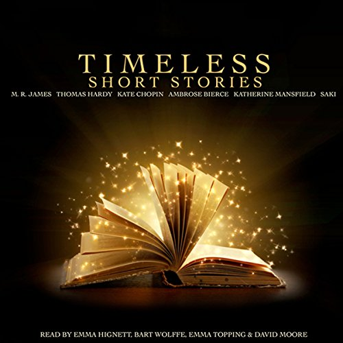 Timeless Short Stories audiobook cover art