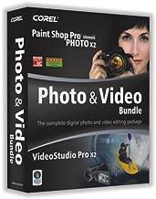 Corel Paint Shop Pro Photo X2 Ultimate & VideoStudio Pro X2 Bundle [OLD VERSION]