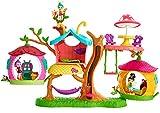 Unbekannt Mattel Enchantimals Blütenpark Schmetterling-Spielhaus