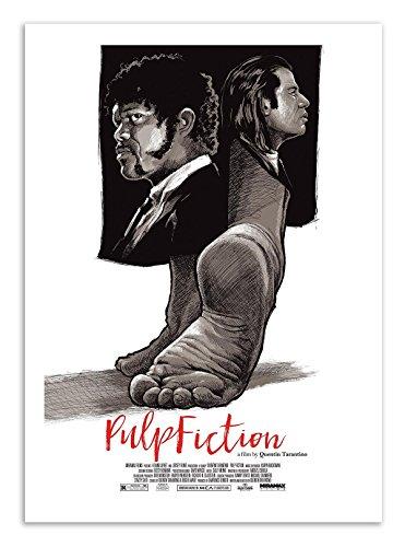 Art-Poster Pulp Fiction Joshua Budich