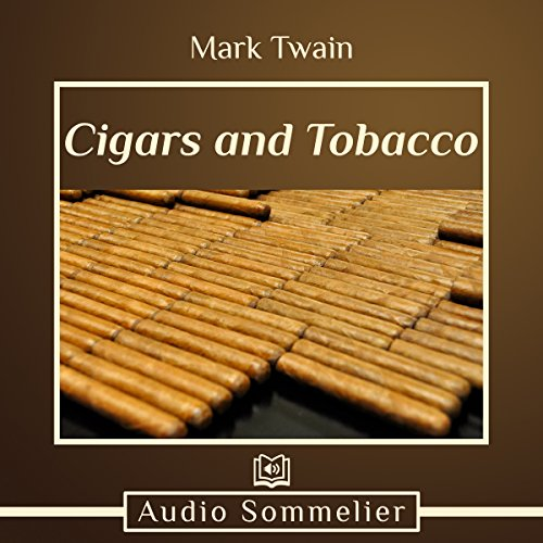 Cigars and Tobacco audiobook cover art