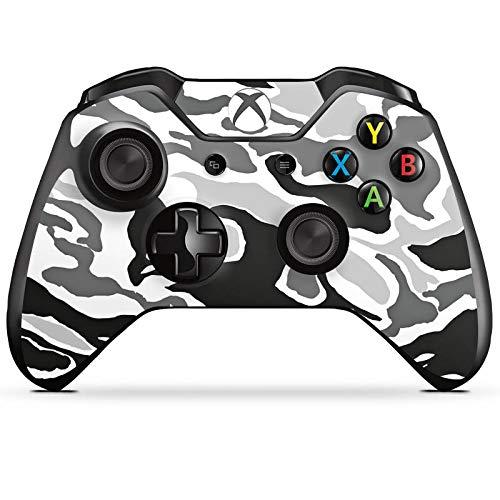 DeinDesign Skin kompatibel mit Microsoft Xbox One Controller Folie Sticker Camouflage Bundeswehr Muster