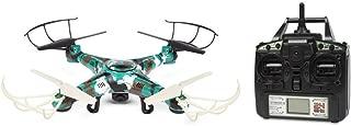 World Tech Toys Striker-X Camo 2.4Ghz 4.5Ch RC HD Camera Drone