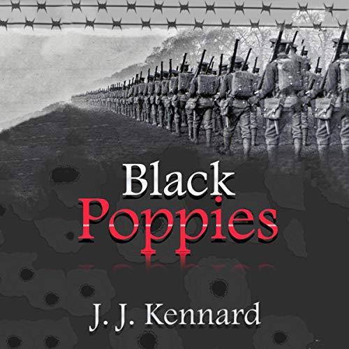 Black Poppies audiobook cover art