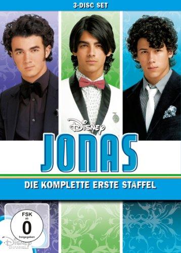 Jonas - Die komplette erste Staffel [Collector's Edition] [3 DVDs]