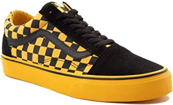 Best black and yellow shoes vans Reviews