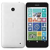 Nokia Lumia 630 RM-978 White Factory Unlocked - International Version No Warranty