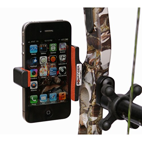 Bowfinger 3.0 Smartphone Bow Mount