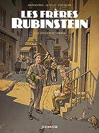 Les frères Rubinstein, tome 2 : Le coiffeur de Sobibor par Luc Brunschwig