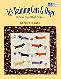 It's Raining Cats and Dogs: Paper-Pieced Quilts for Pet Lovers 'Print on Demand Edition'