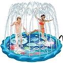 """PELLOR 68"""" Sprinkler Splash Play Mat"""