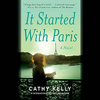 It Started With Paris audiobook cover art