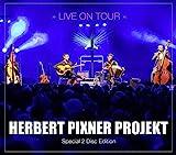 Live On Tour (Special 2-Disc-Edition) - Herbert Pixner Projekt