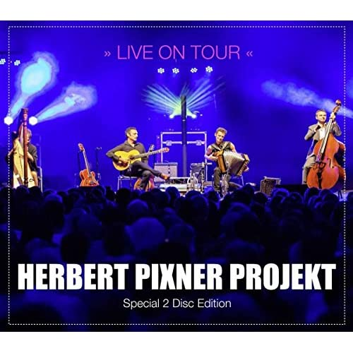 Live on Tour (Special 2 CD Disc Edition)