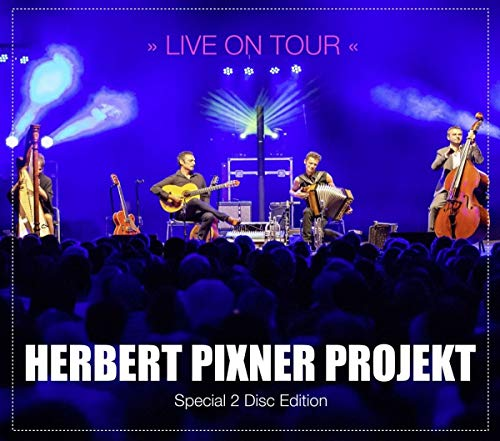 Live On Tour (Special 2-Disc-Edition)
