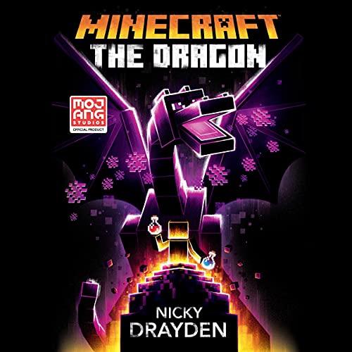 Minecraft: The Dragon cover art