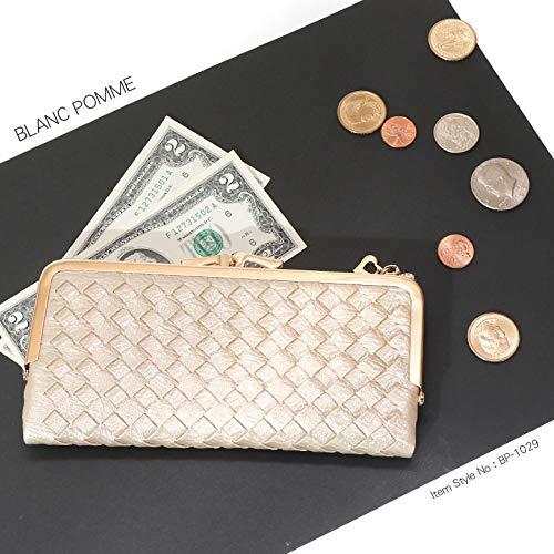 BLAMCPOMME(ブランポム)『がま口財布』