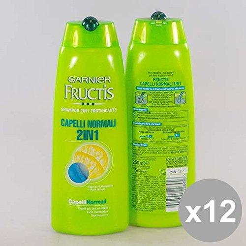 Set 12 FRUCTIS Shampoo 250 2In1 Normali Prodotti per capelli
