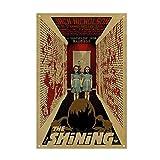 The Shining Blech Blechschild Warnschild Schilder Retro