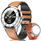 Smartwatch, Fitness Tracker Bluetooth Smartwatch IP68 wasserdichte Aktivitätstracker mit GPS-Sportaufzeichnung Schrittzähler Herzfrequenz Schlafmonitor Schlafmonitor 300mAh