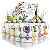 3 Day Original CORE DEEP Detox Juice Cleanse – Designed to Boost Metabolism, Jumpstart Weight Loss and Kick Bad Habits to The Curb – Plant-Based, Non-GMO & Gluten-Free Certified - 24 Juices